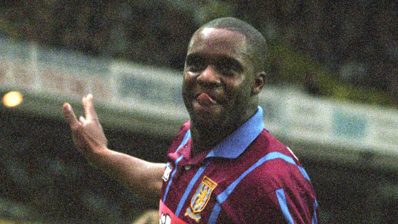 Dalian Atkinson: PC accused of murdering former footballer had foot 'gently resting' on Atkinson's head, court told