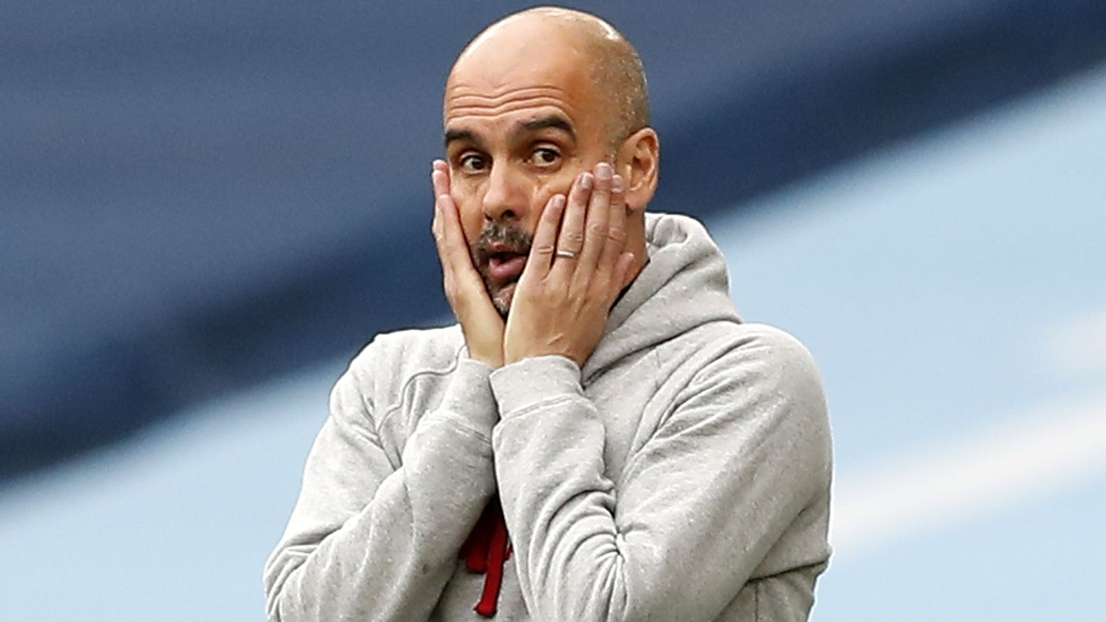 Pep Guardiola: Man City boss was sent off by Champions League final referee against Liverpool in 2018