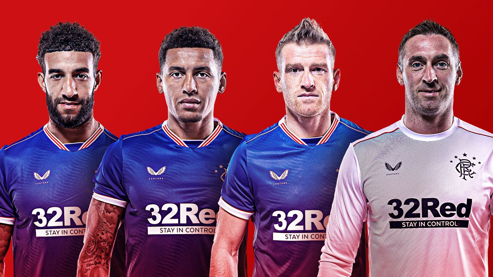 Rangers dominate Scottish Premiership Player of the Year 2020/21 shortlist