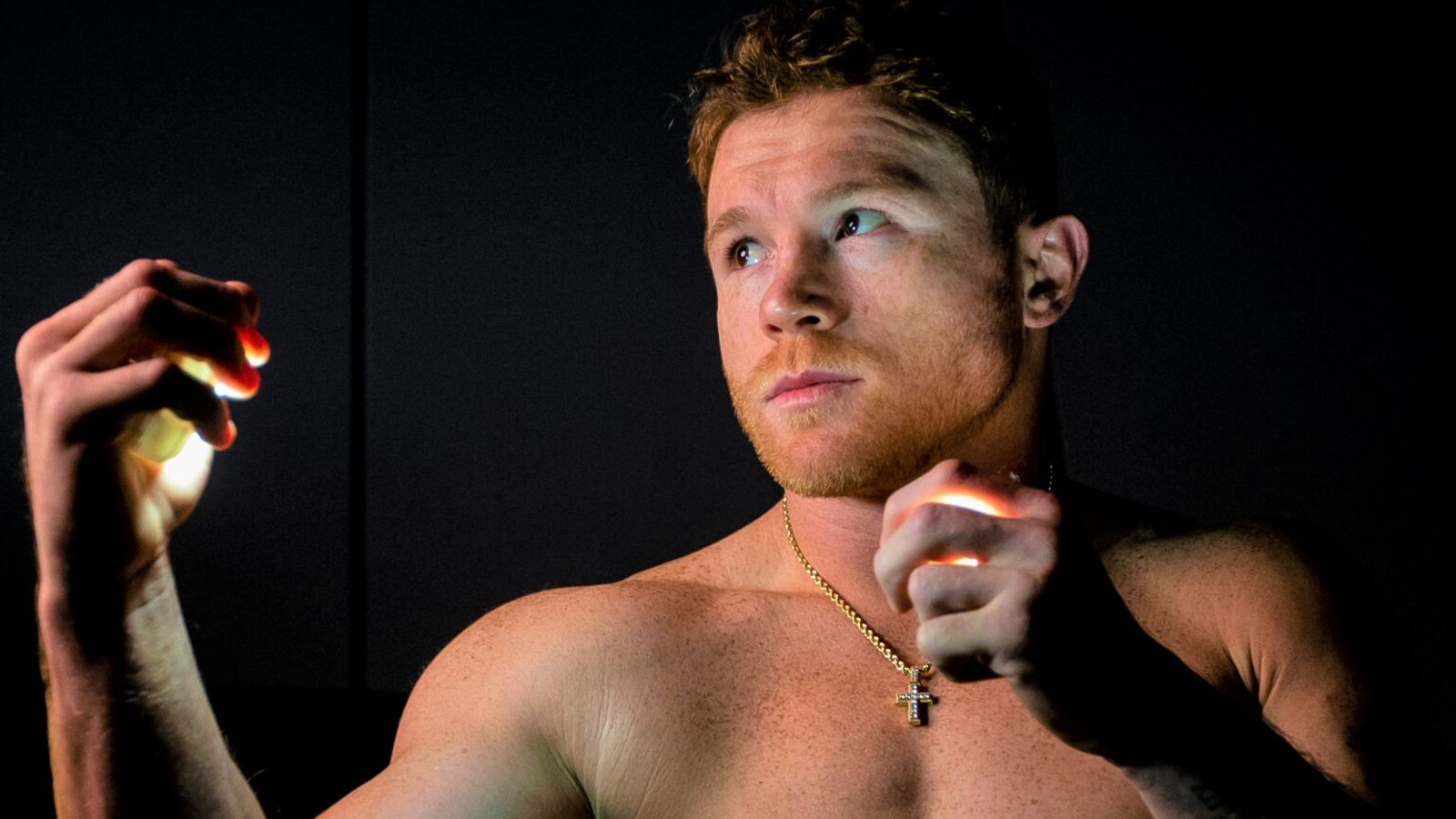 Saul 'Canelo' Alvarez's toughness is questioned as Billy Joe Saunders attempts to gain psychological edge