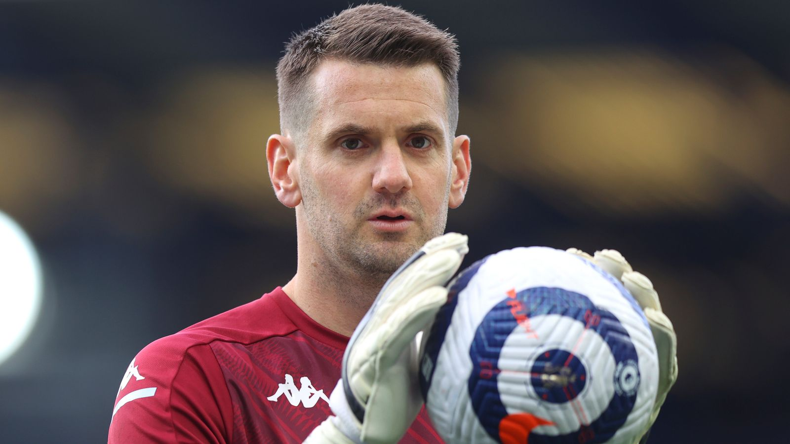 Tom Heaton: Manchester United sign free agent goalkeeper after Aston Villa  contract expires | Football news - Insider Voice