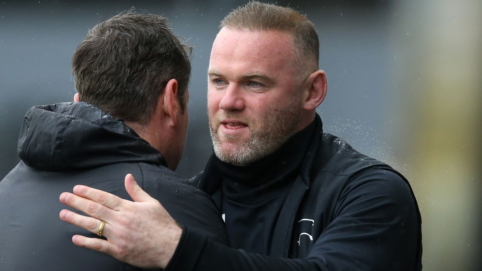 Wayne Rooney: Police not taking action over blackmail complaint regarding images of Derby County manager