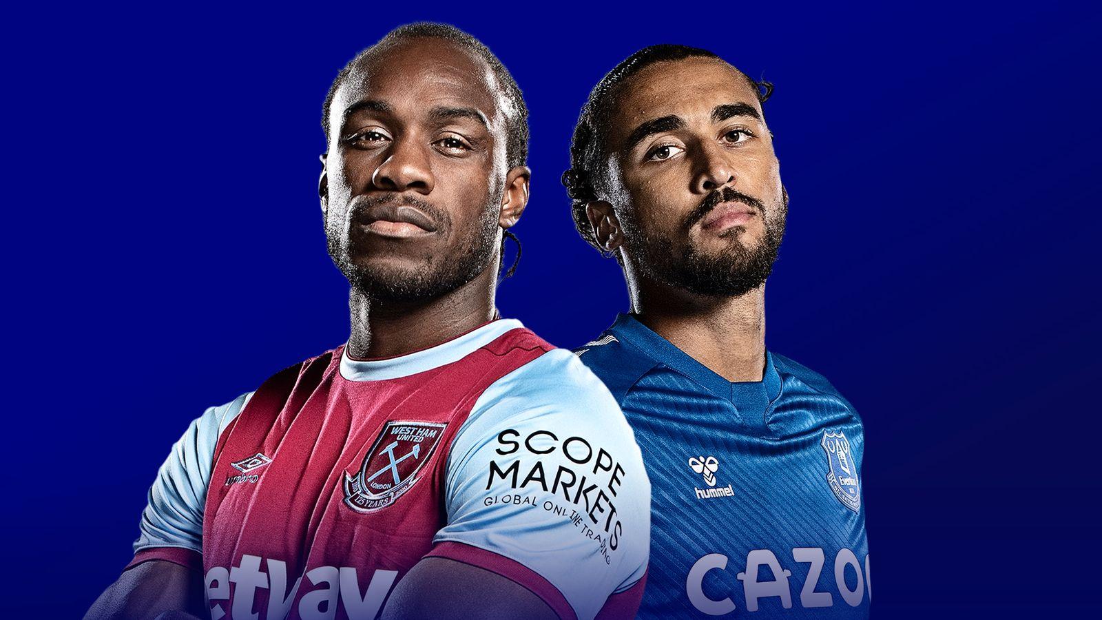 West Ham vs Everton preview, team news, stats, kick-off ...