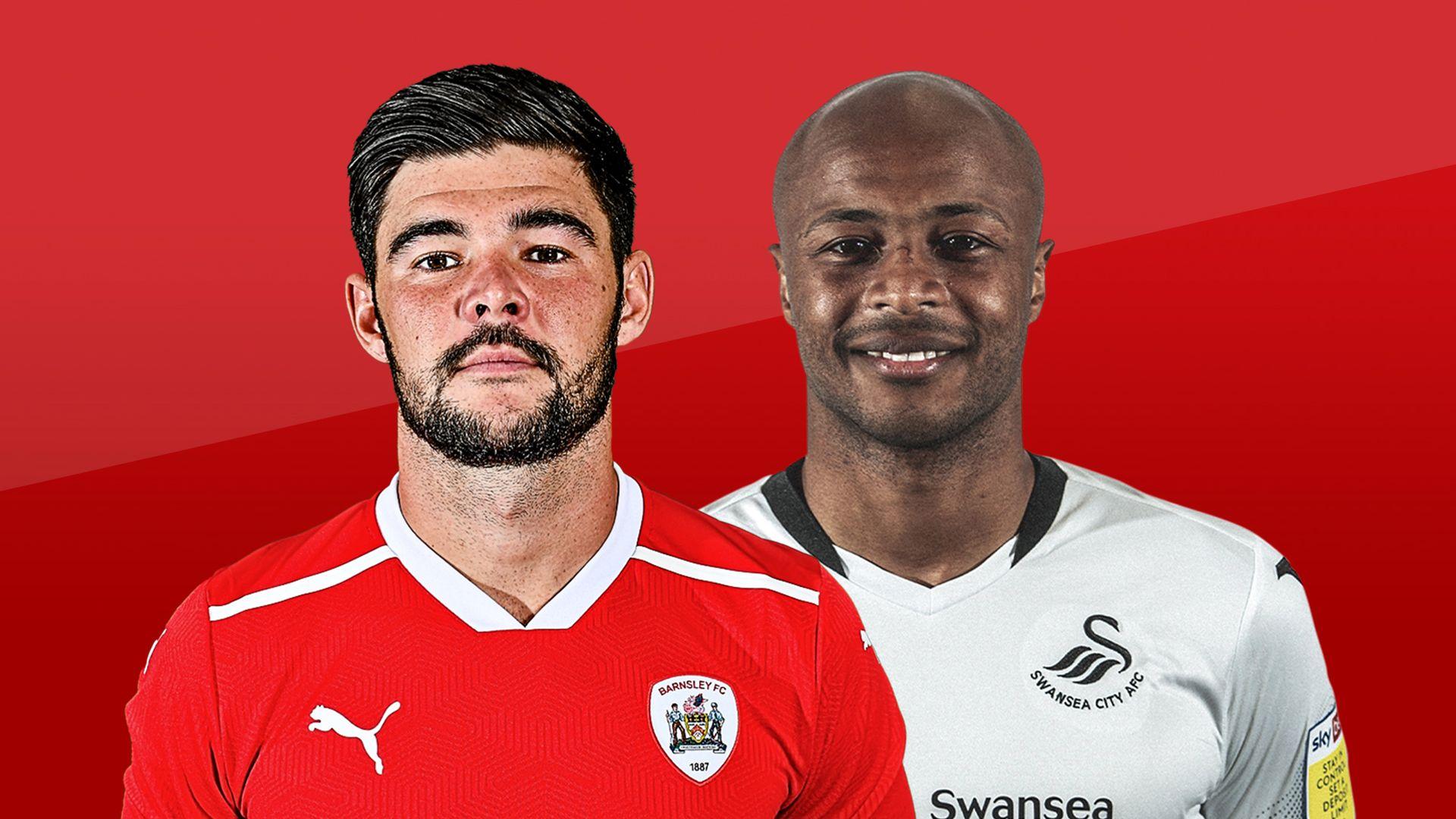 Live on Sky: Barnsley vs Swansea