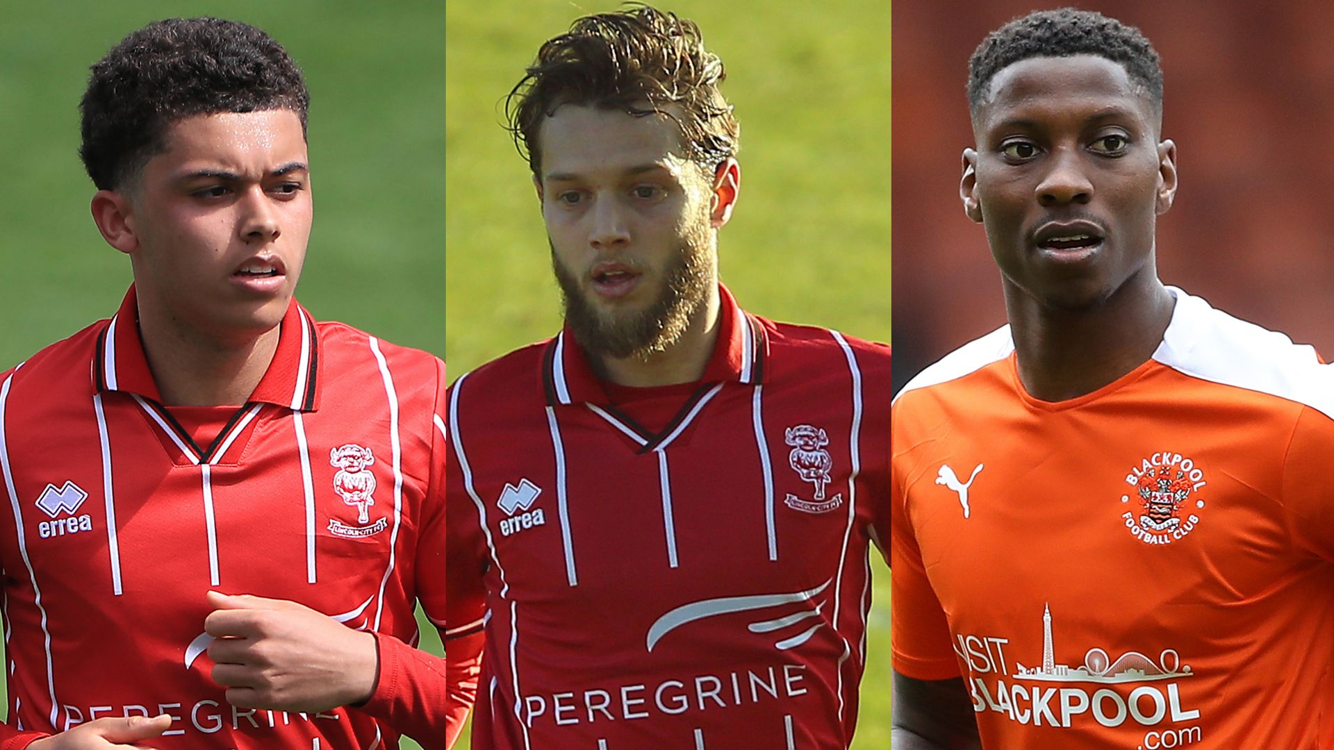 League One play-off final combined XI