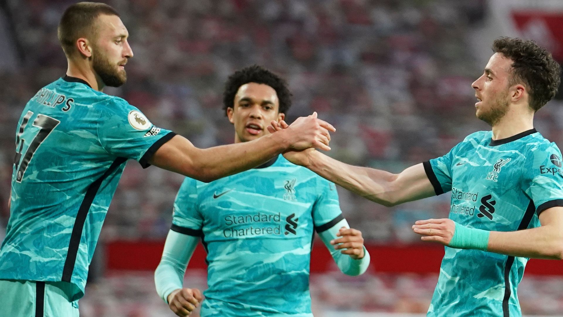 Man Utd-Liverpool ratings: TAA, Firmino shine