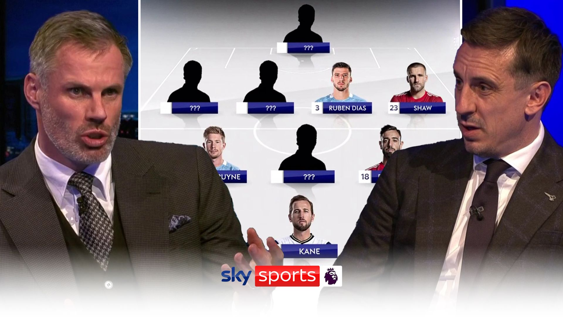 Carra and Neville's end-of-season MNF awards
