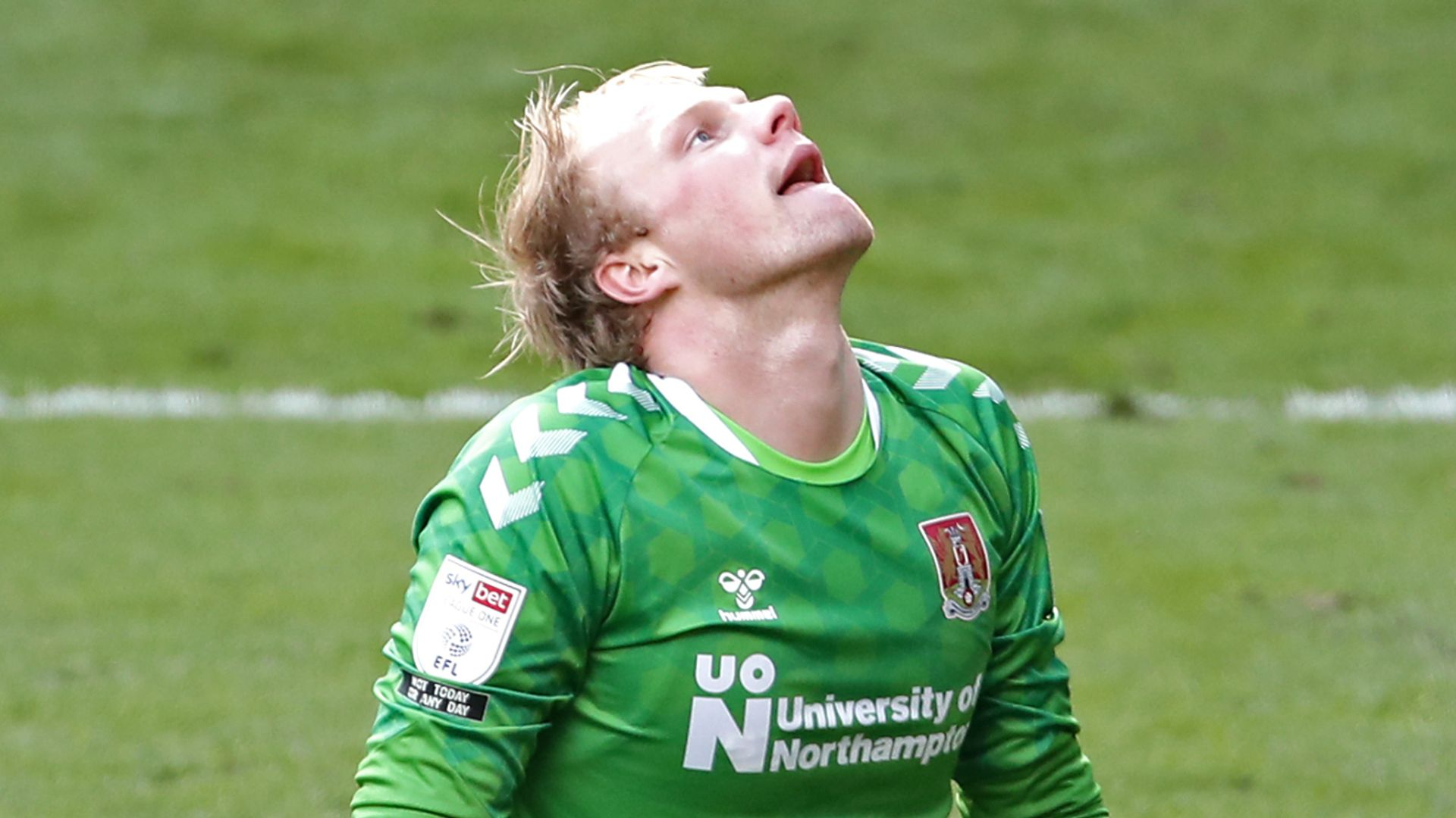 Northampton relegated to League Two