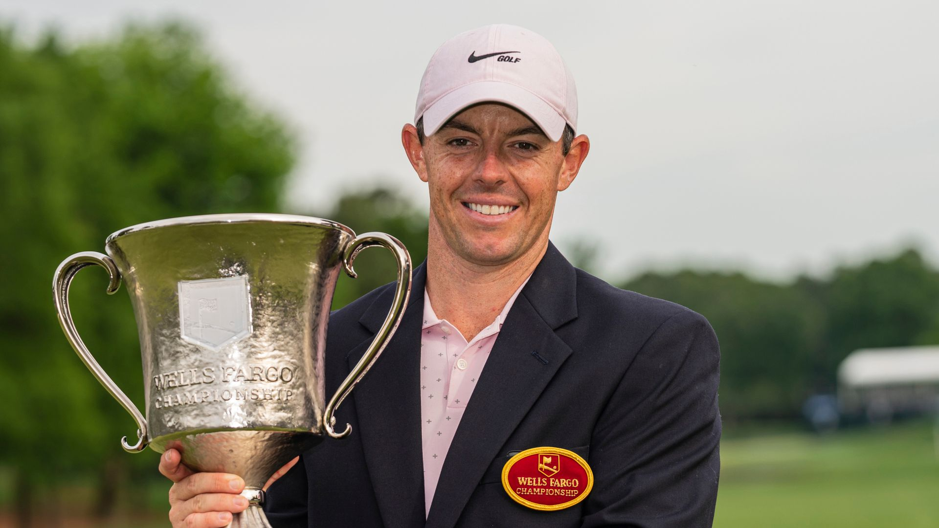 McIlroy almost withdrew due to neck injury
