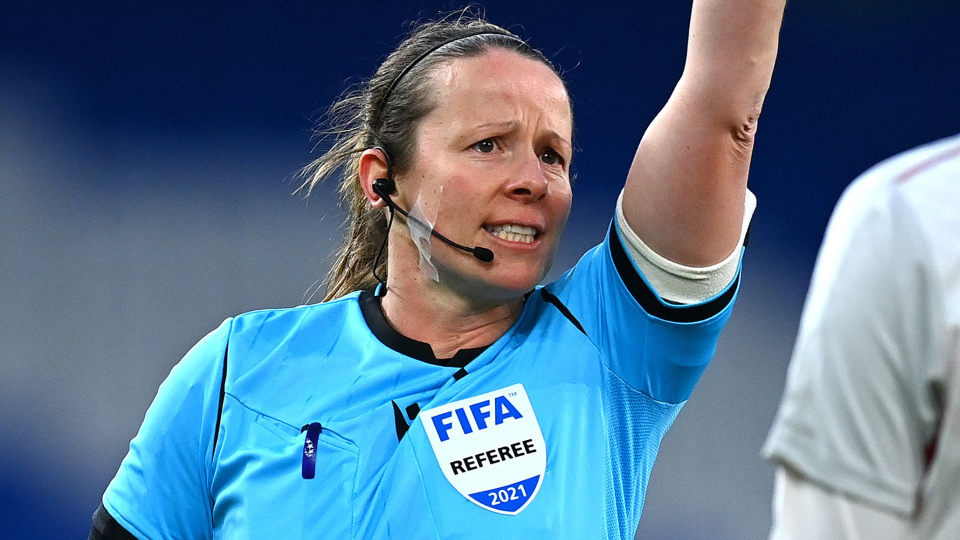 Petition support from football family boosts ref Pearson