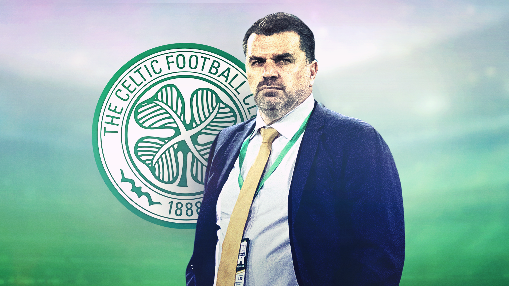 Ange Postecoglou named Celtic manager on 12-month rolling contract   Football News   Sky Sports
