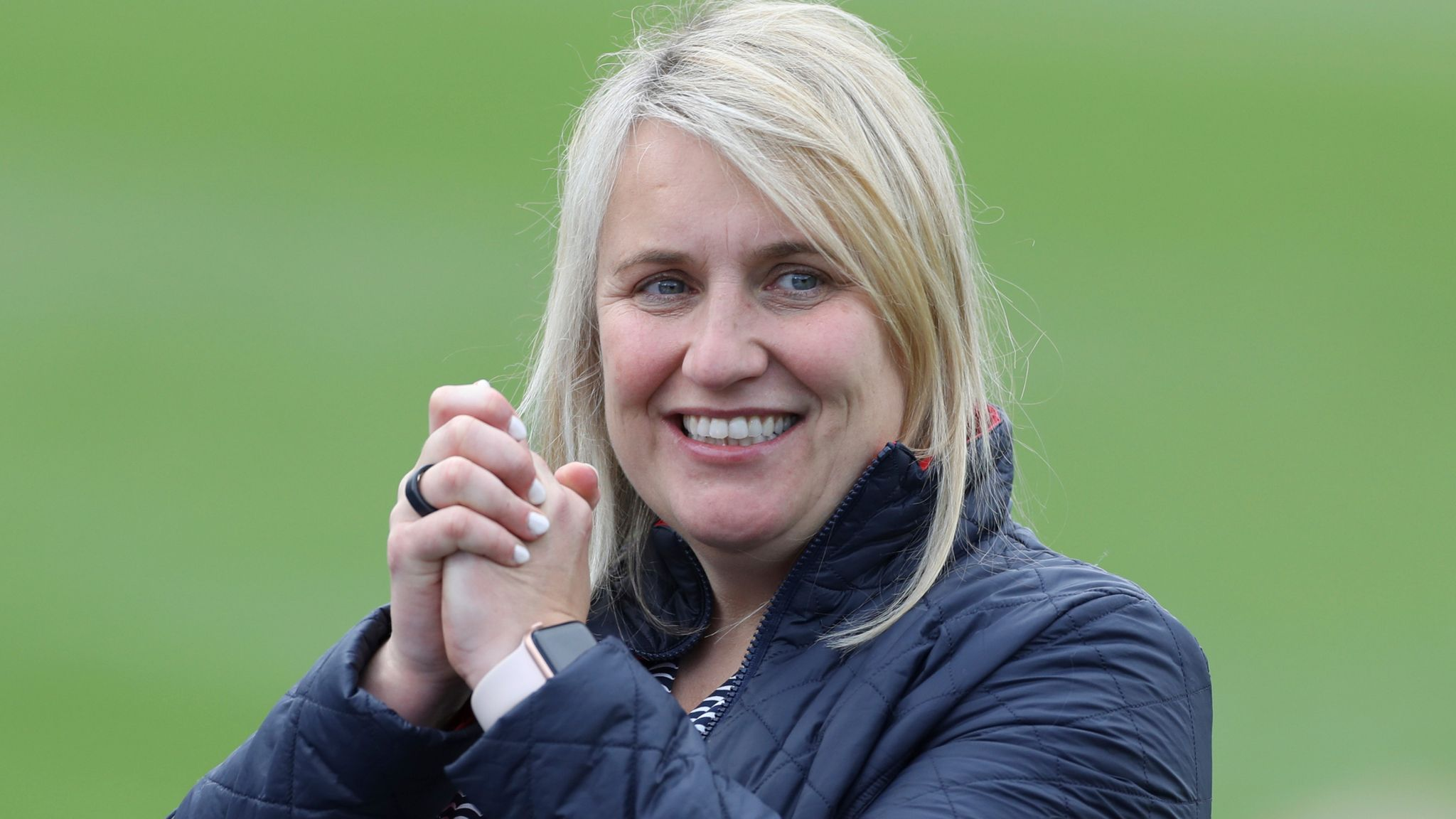 Chelsea Women boss Emma Hayes says 'It's our time' ahead ...