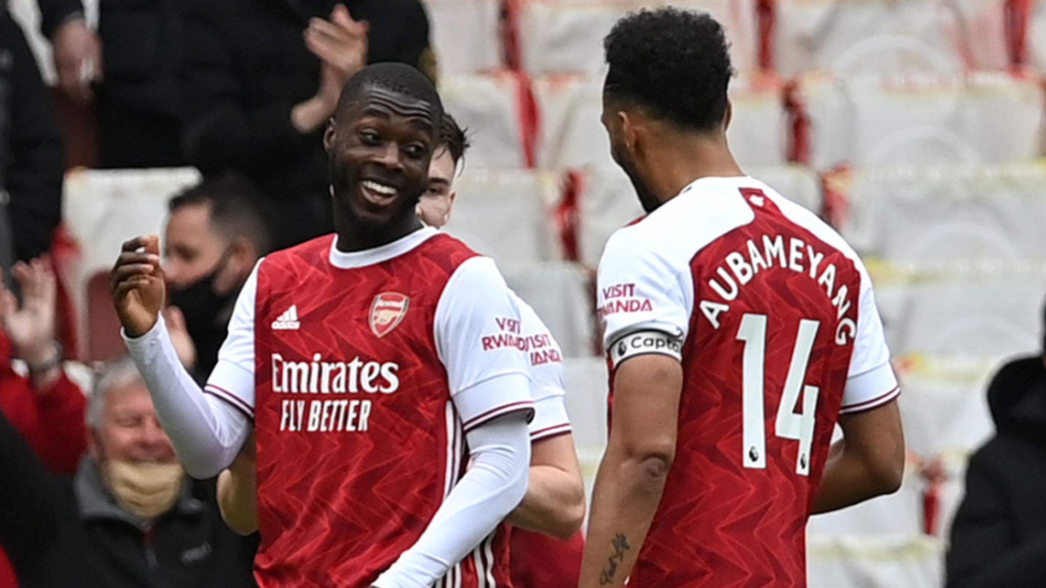 Arsenal 2 - 0 Brighton - Match Report & Highlights