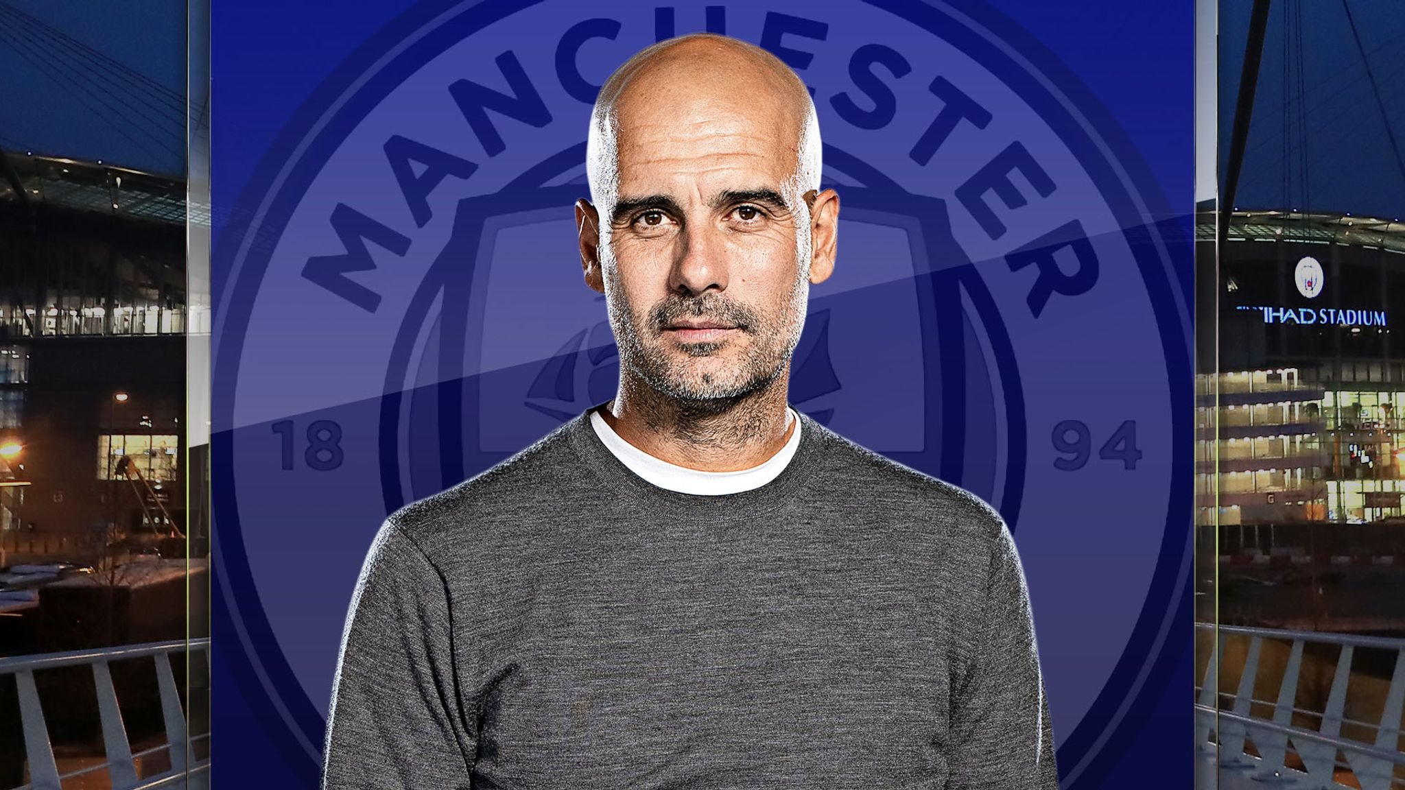 How Pep Guardiola harnessed the power of his squad to steer Man City to  Premier League glory | Football News | Sky Sports