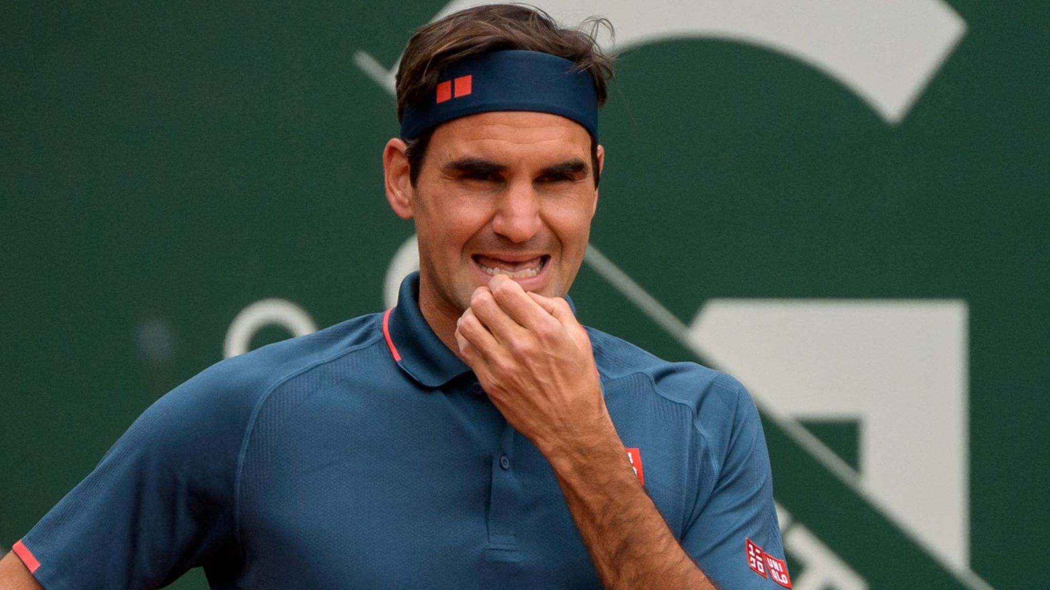 Roger Federer Suffers Early Exit At Geneva Open As He Makes His Return To Tennis Tennis News Sky Sports