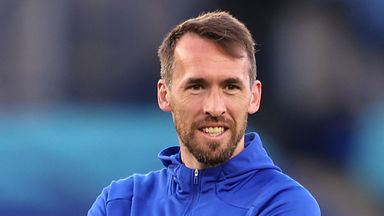 Christian Fuchs leaves Leicester at the end of his contract after six years at the club