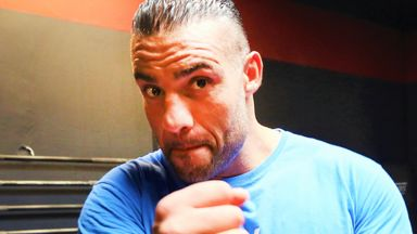 Mahmoud Charr is finally set to return to this ring this weekend