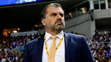 Ange Postecoglou's Celtic will take on Midtjylland in Champions League qualifying