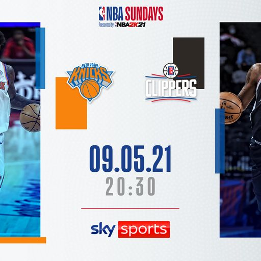 Knicks @ Clippers - FREE LIVE STREAM!