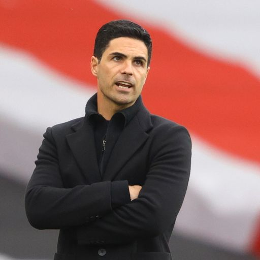 Arteta excited by Arsenal's next phase with owner's support