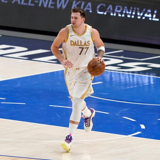 Doncic: The brilliance and the tantrums of Dallas' star man