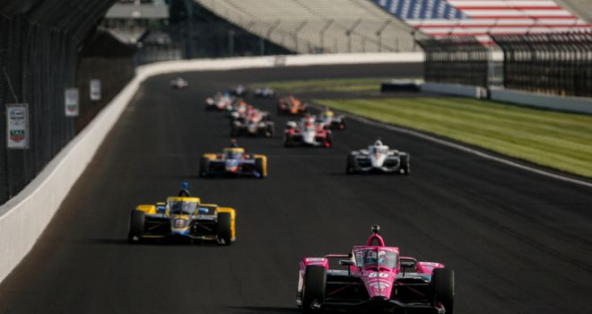 Indianapolis 500: When to watch the epic oval race live on Sky Sports F1 as drivers bid for Brickyard glory