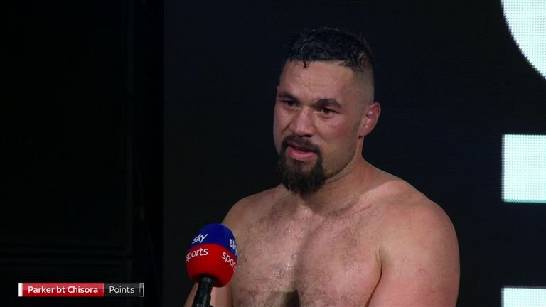 Derek Chisora ​​rules out retirement and calls for rematch after split decision loss to Joseph Parker |  Boxing News