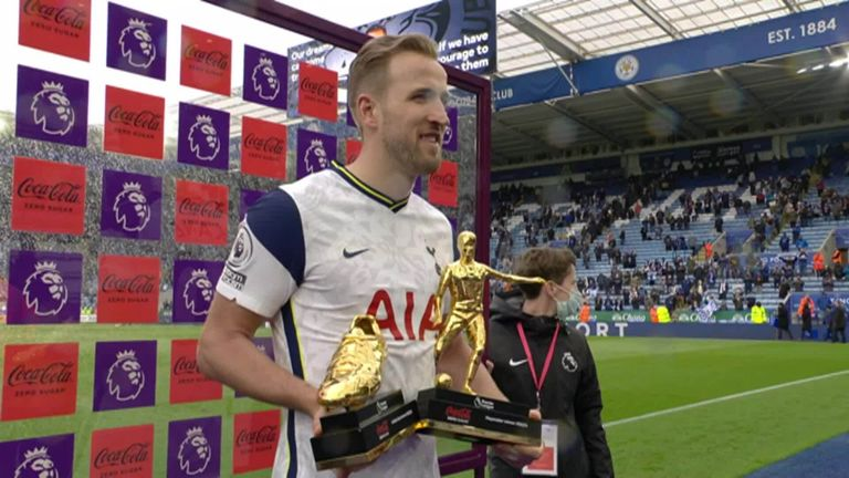 Harry Kane: England captain fully focused on Euros amid Tottenham uncertainty, says Gareth Southgate