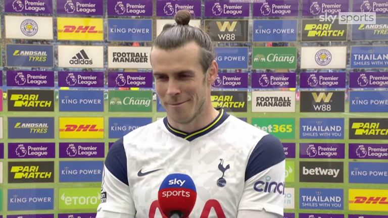 Bale says that if he tells everyone what his plans are for next season now then it will 'cause chaos' as he prepares to return to parent club Real Madrid