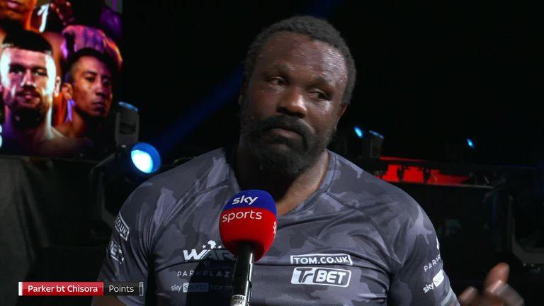 Derek Chisora calls for rematch against Joseph Parker on Anthony Joshua vs Tyson Fury bill |  Boxing News