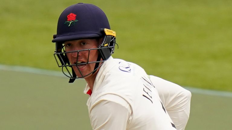 Keaton Jennings' Lancashire side are also in Division One
