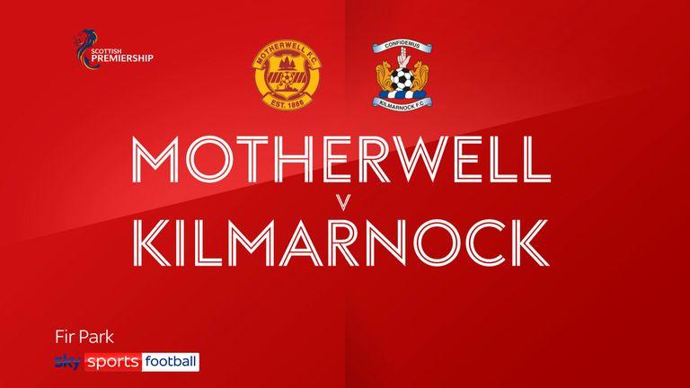 Motherweel v Kilmarnock