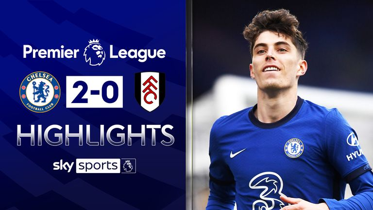 FREE TO WATCH: Highlights from Chelsea's win over Fulham in the Premier League
