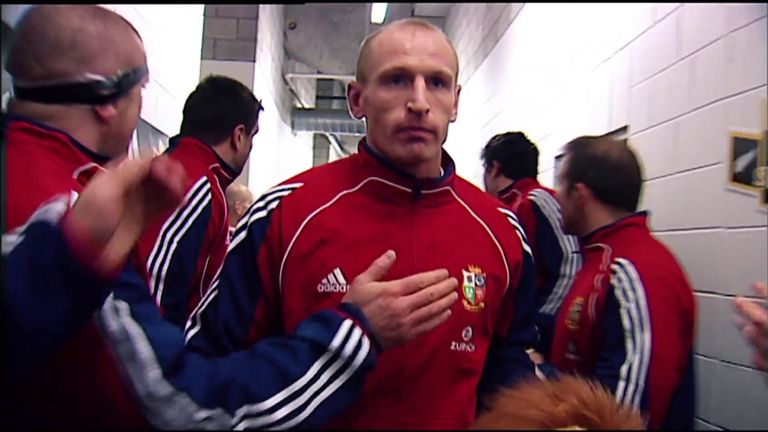 Former Lions Gareth Thomas, Sean O'Brien and Will Greenwood spoken about their memories of squad announcement day