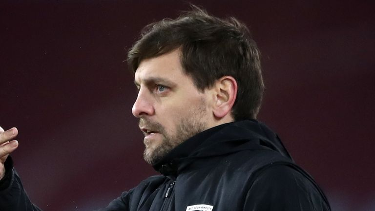 AFC Bournemouth boss Jonathan Woodgate believes Brentford may still have the pain of last season's Play-Off final defeat