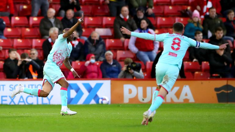 Barnsley 0-1 Swansea: Andre Ayew's strike hands visitors play-off advantage