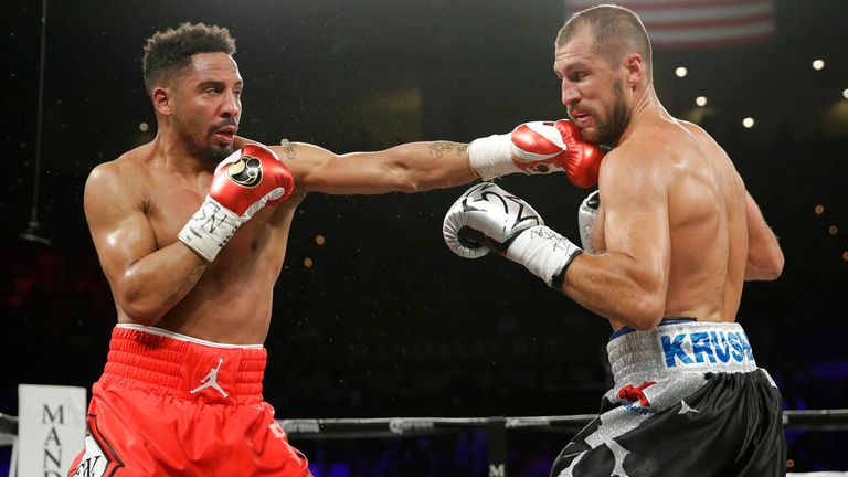 Ward ended his career after two wins over Kovalev