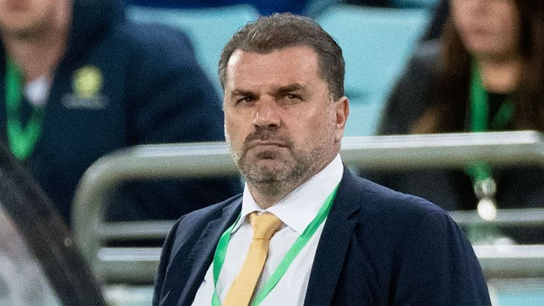 Ange Postecoglou: Celtic verbally agree personal terms with Yokohama F.  Marinos boss to become new manager | Football News | Sky Sports