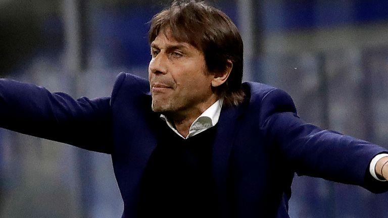 Antonio Conte ha vinto lo scudetto con l'Inter in questa stagione