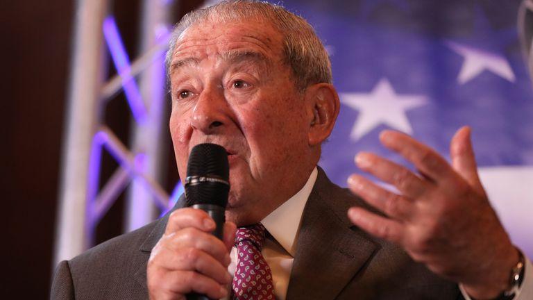 Bob Arum (PA)