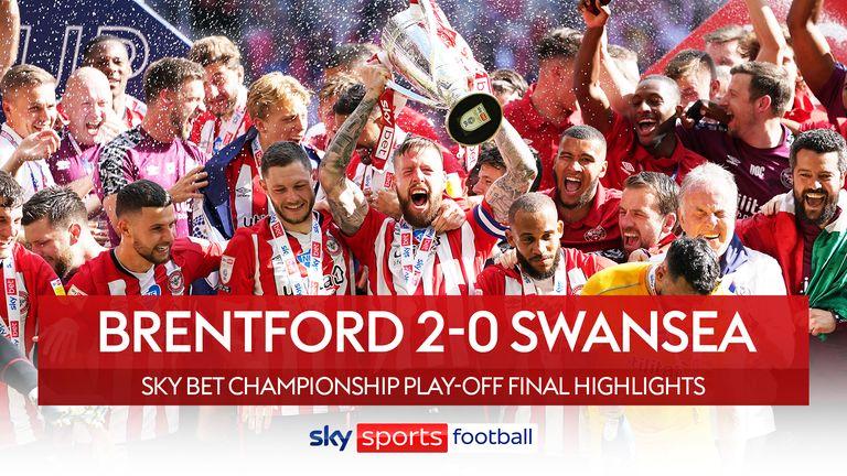 Brentford v Swansea