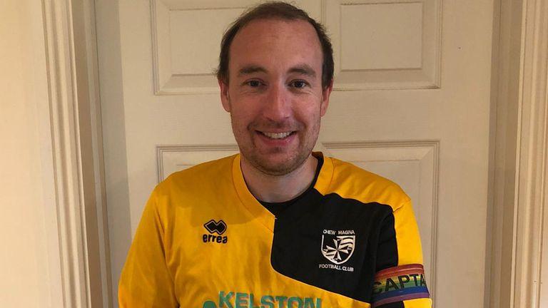 Callum Hodge, Chew Magna FC