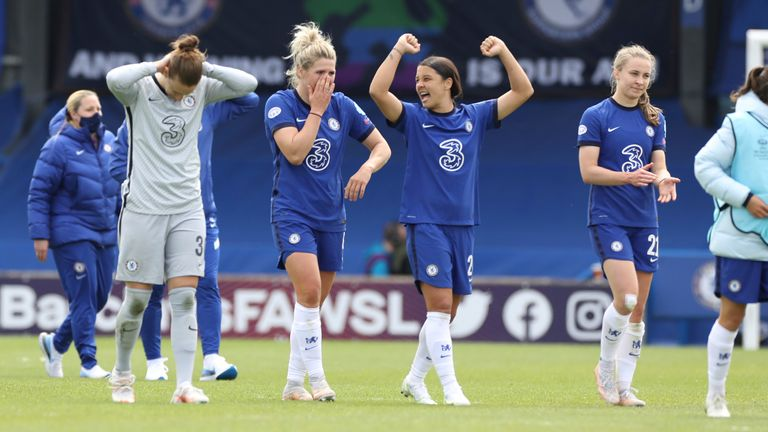 AP - Chelsea Women