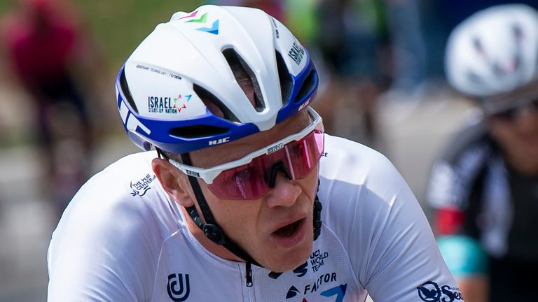 Chris Froome says suggestions that he should retire motivate him to carry on