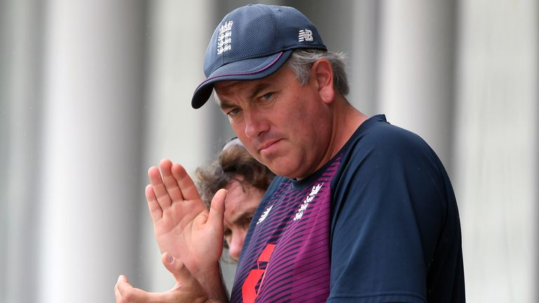 Chris Silverwood has picked his first England Test squad as a selector alongside his role as head coach