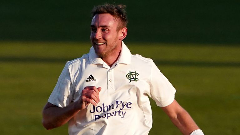 Nottinghamshire beat Derbyshire by 310 runs to secure their first County Championship win in 1,043 days!