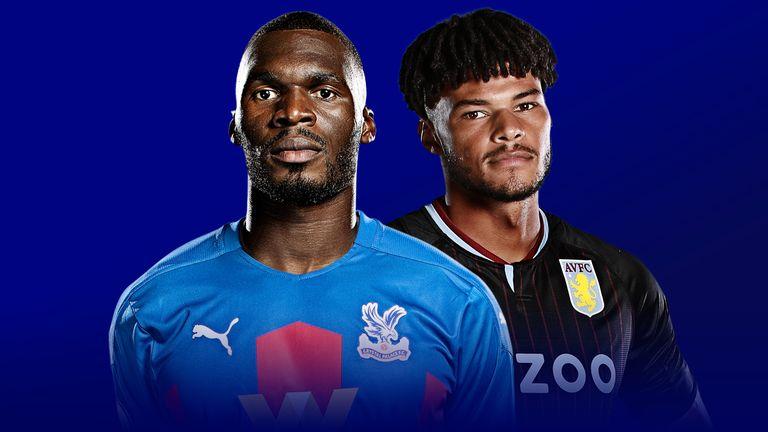 Crystal Palace vs Villa