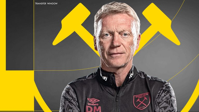 How will West Ham boss David Moyes improve his side this summer?