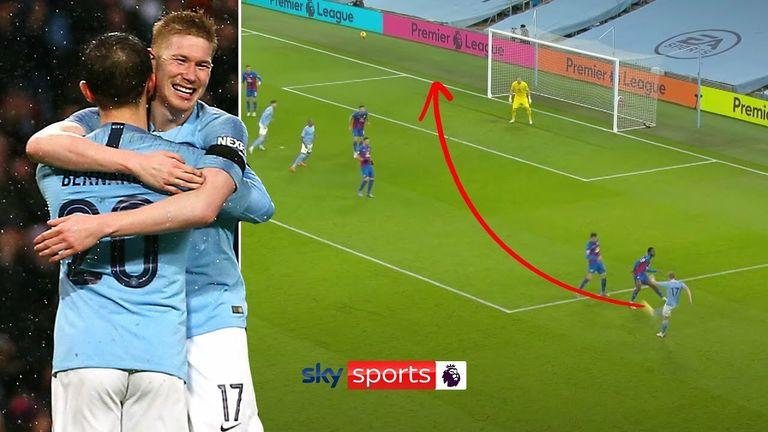 De Bruyne greatest assists