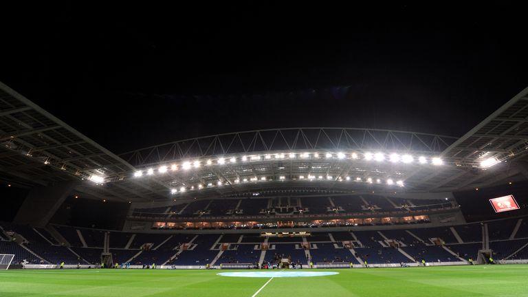 PA - Estadio Dragao